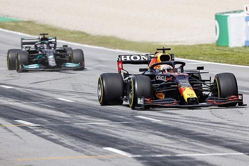"""Red Bull, Hamilton y su """"alerón flexible"""" en la Fórmula 1 2021"""