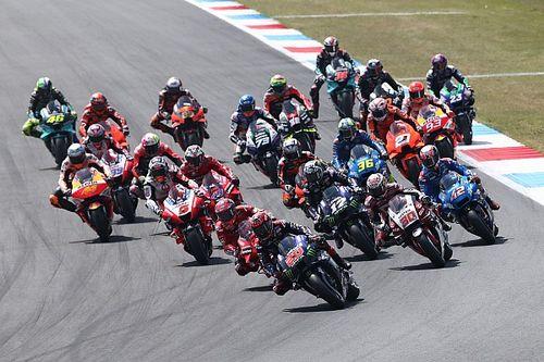 MotoGP set for longest season ever as 2022 calendar finalised
