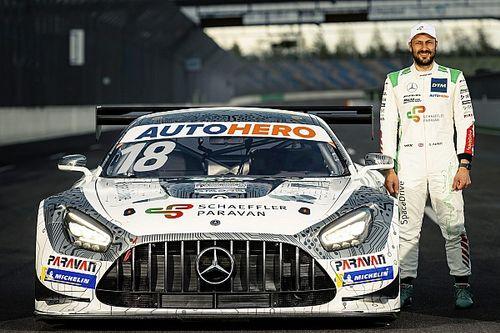 Paffett mist eerste twee races van DTM-seizoen 2021