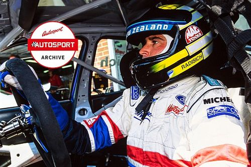 Archive: The World Cup winner left floundering by Ford's BTCC nadir