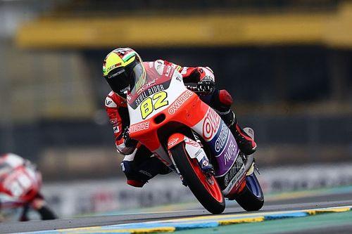 Moto3, Barcellona, Libere 3: Guizzo di Nepa davanti a Rodrigo