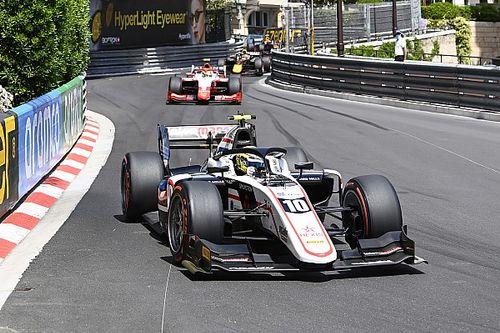 فورمولا 2: بورشيه يصبح أصغر فائز في البطولة من بوابة سباق موناكو الثالث