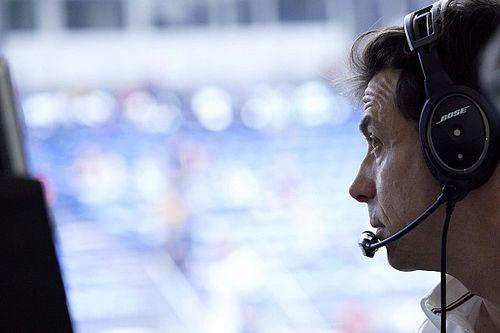 Mercedes toplantıları hakkında Wolff: ''Williams olduğumuzu sanardınız''
