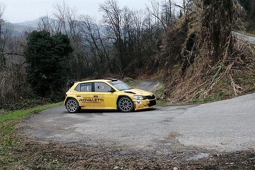 Styve Juif teste une Skoda R5 et rêve d'une participation au Championnat de Suisse