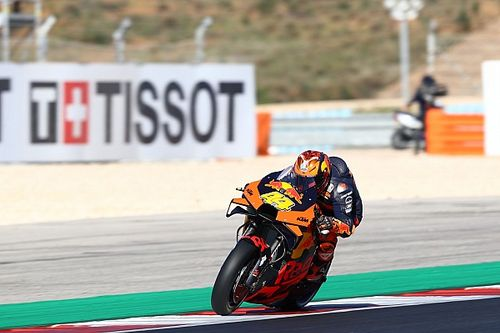 "Espargaro has ""no regrets"" exiting KTM without a win"