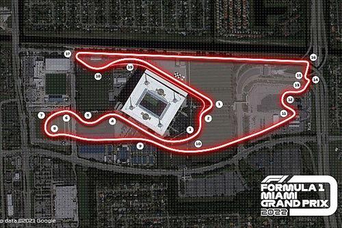 Hivatalos: 2022-ben megrendezésre kerül a Miami Nagydíj!