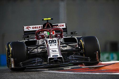 Giovinazzi niet blij met keuze van Ferrari voor Sainz