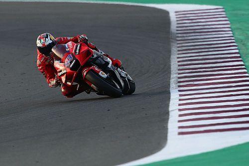 "Marini: Hard to copy ""strange"" Miller Ducati MotoGP riding style"