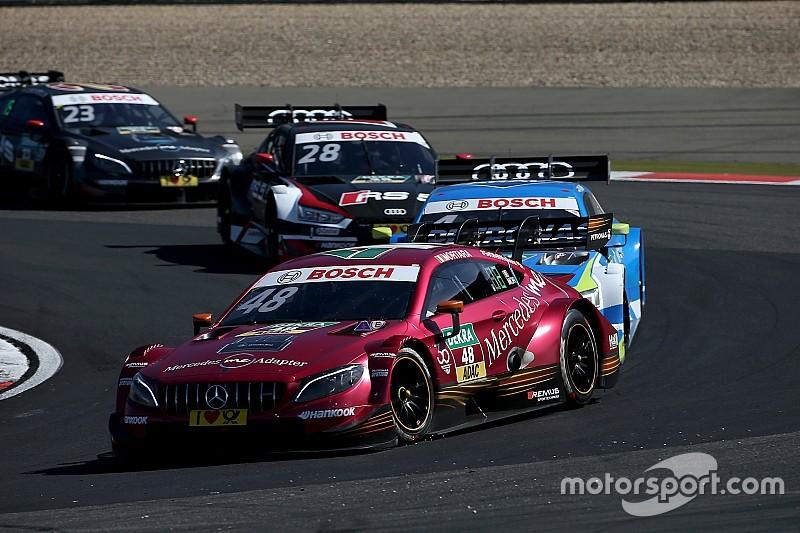 Mercedes hengkang, Audi-BMW enggan tampung pembalap