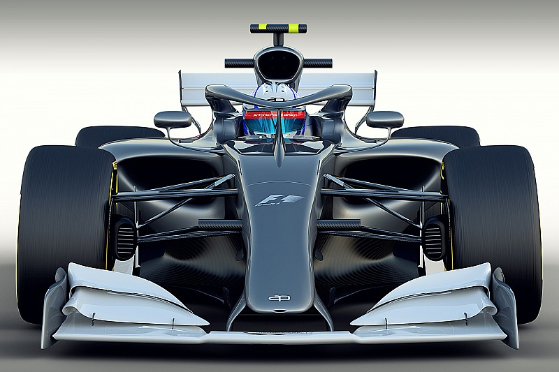 """F1 2021 will look """"nothing like"""" concept car - Force India"""