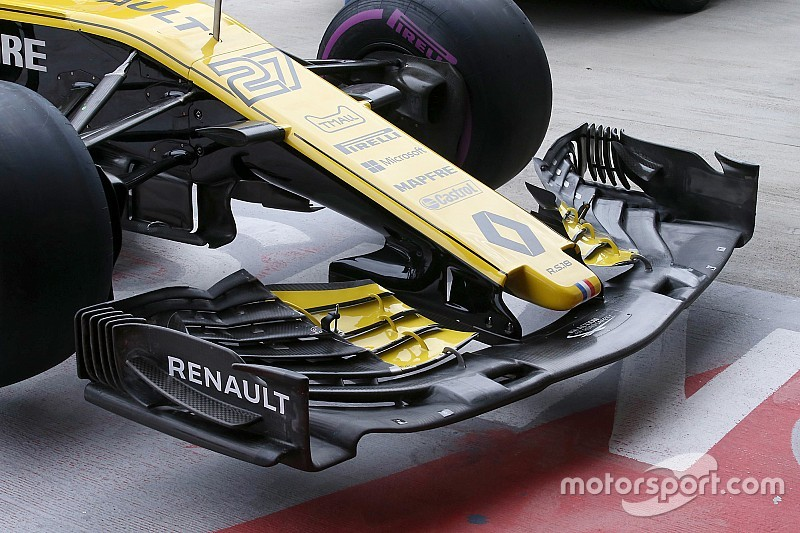 Russian GP: Fresh F1 tech updates, direct from the pitlane