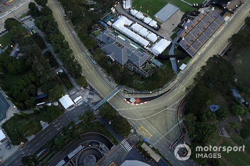 GP di Singapore LIVE, Prove Libere 2