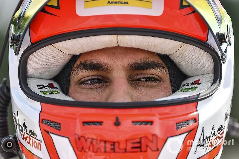 Felipe Nasr é confirmado pela Dragon no ePrix da Cidade do México