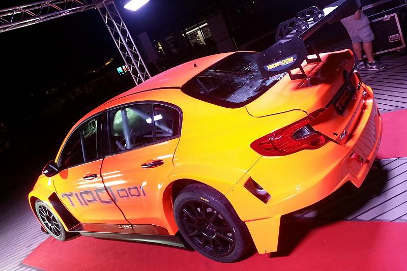 Fotogallery: la nuova Fiat Tipo TCR di Tecnodom Sport