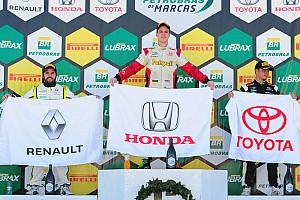 Brasileiro de Marcas Relato da corrida Daniel Kaefer faz prova de recuperação e ganha corrida 2