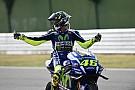 Rossi kecewa finis kedua, Lorenzo mengaku kurang cepat