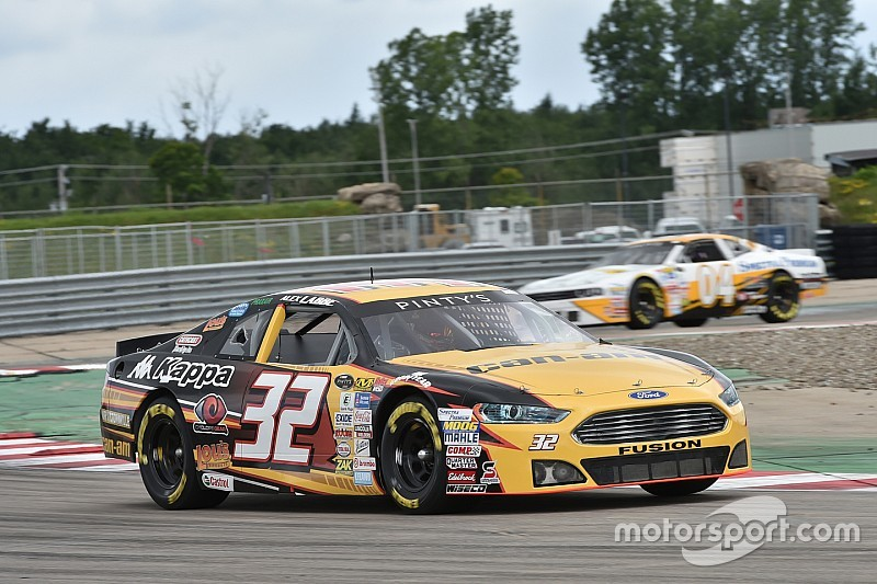 Labbe beats Ranger and Lacroix to pole at ICAR