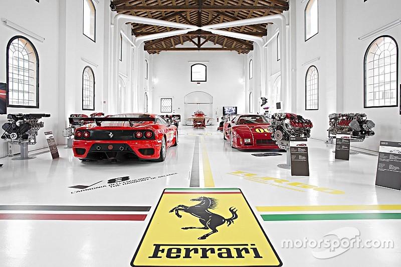 Ferrari-musea nu ook digitaal te bezoeken via Street View