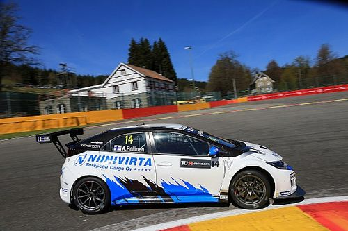 Spa TCR: Pellinen snatches maiden win, Tassi suffers huge crash