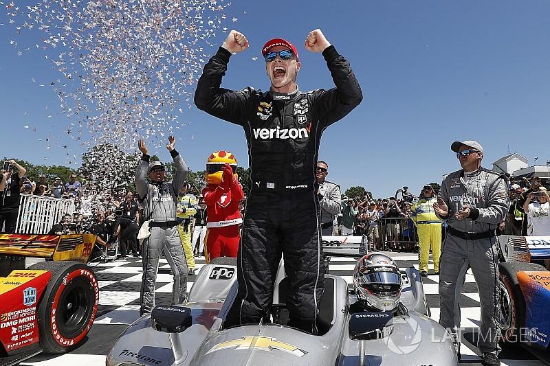 IndyCar на Роад Америка: Ньюгарден виграв третю гонку сезону
