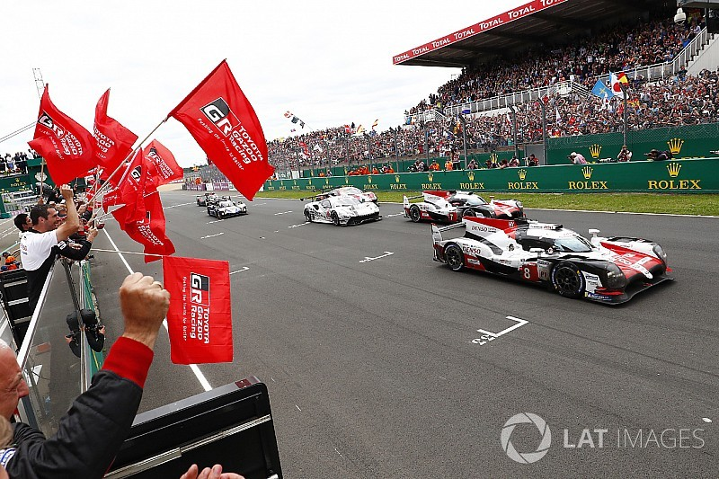 """Rookie Alonso """"exceptional"""" in Toyota victory, says team boss"""