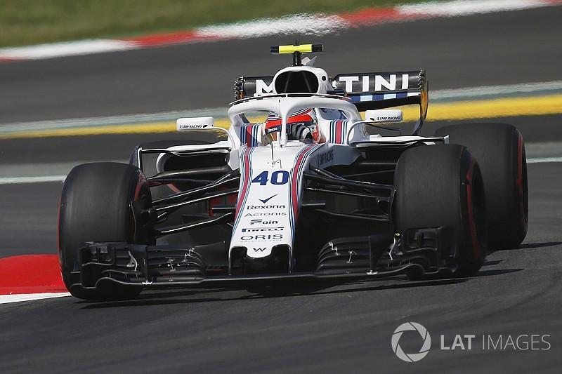 Kubica: Williams aracını sürmek pek eğlenceli değil
