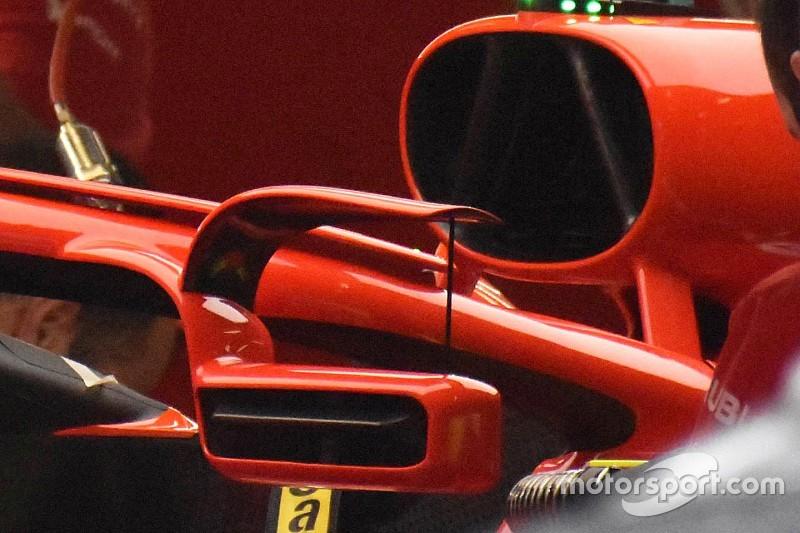 A Ferrari bevállalta: a Halóhoz rögzítették a visszapillantókat!