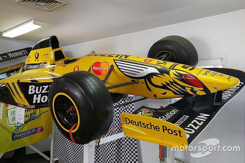 A Jordan F Show Car For Sale In Québec - F1 show car