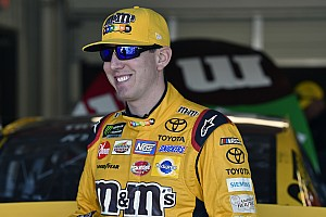 NASCAR Cup Interview Points leader Kyle Busch: Kevin Harvick has the edge