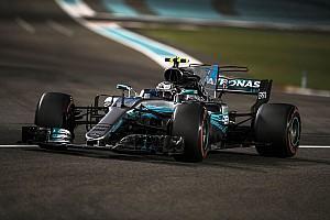 Formel 1 Qualifyingbericht Formel 1 2017 in Abu Dhabi: Ferrari chancenlos, Bottas auf Pole!