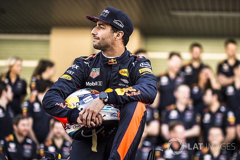 Ricciardo: Bir sonraki F1 kontratımda çok fazla madde olacak