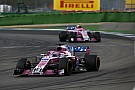 Formula 1 Financial squeeze hurting development, says Force India