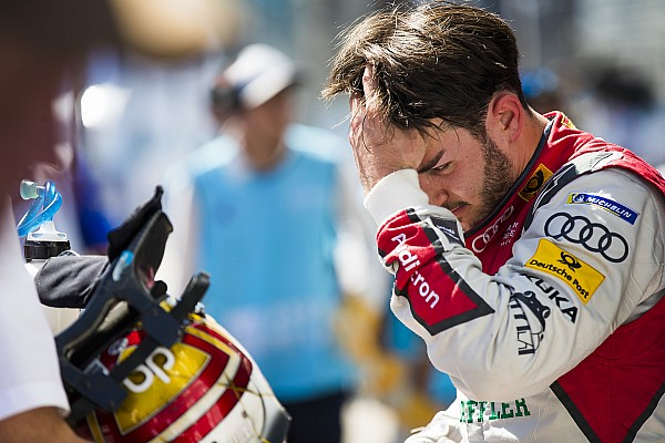 Gurtproblem stoppt Daniel Abt: