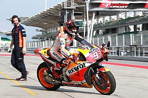 MotoGP Ultime notizie Marquez, auguri a Valentino: