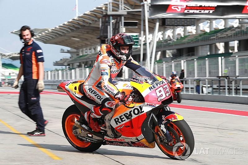 """Márquez: """"Me sobra motivación; no necesito dejar Honda"""""""