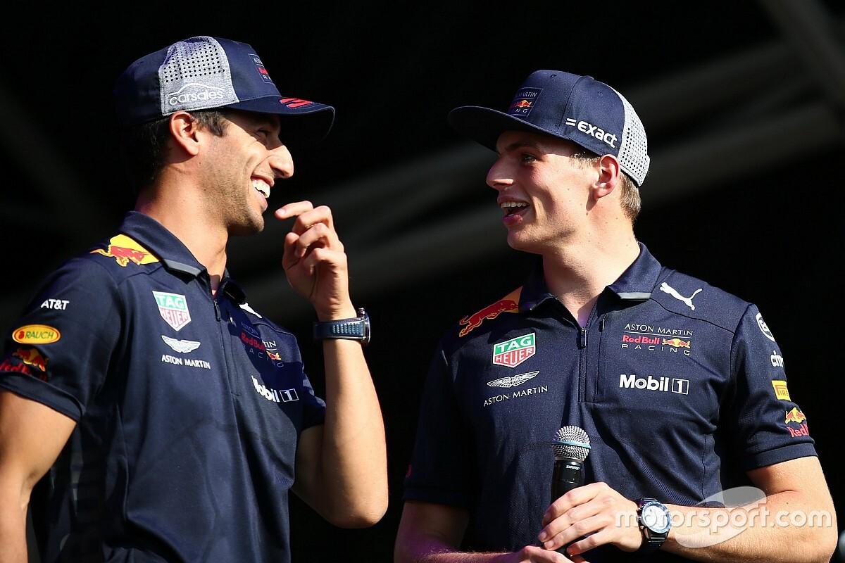 Red Bull veut régler la situation de Ricciardo rapidement