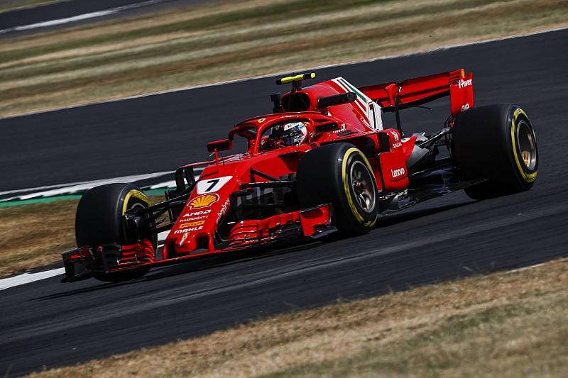 Raikkonen espera que Ferrari mantenga el ritmo el sábado