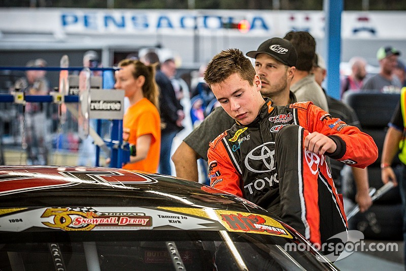 Canadian teen Raphaël Lessard signs with Kyle Busch Motorsports