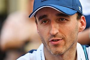 F1 突发新闻 库比卡与威廉姆斯探讨2018年出任支援角色