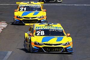 Stock Car Brasil Entrevista Galid confirma tensão interna com Camilo antes da final