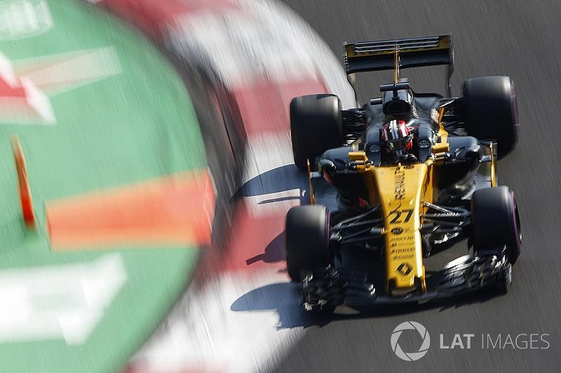 Hulkenberg: Renault still needs two/three years