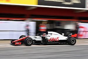 La velocidad de Haas en las pruebas conmocionó a Hamilton