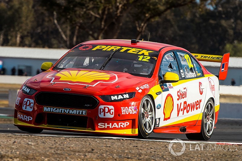 Winton Supercars: Coulthard leads all-Kiwi top three