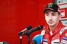 MotoGP Sempat memimpin, Lorenzo ungkap penyebab finis keenam