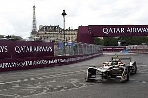 Formula E Qualifying report Paris ePrix: Vergne stretches points lead with pole