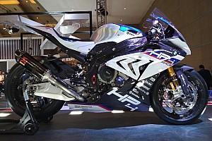 Gagahnya motor spek balap BMW HP4