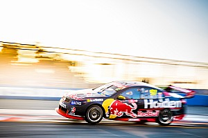 Supercars Qualifying report Gold Coast 600: Van Gisbergen pips Whincup for pole in Shootout