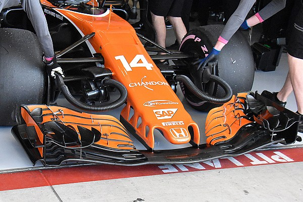 Teknik analiz: McLaren'ın A.B.D. GP kayıplarını azaltan güncelleme
