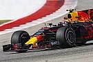 """Fórmula 1 Verstappen: treino nos EUA foi """"um dos meus piores"""" do ano"""