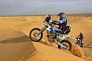 Dakar La historia de Nicola Dutto, dunas sobre dos ruedas con una lesión medular